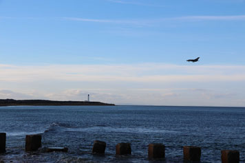 Self catering seaside cottage Lossiemouth